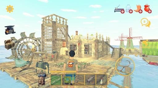 Ocean Survival Multiplayer – Simulator v62.0 screenshots 2