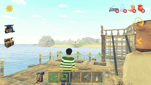 Ocean Survival Multiplayer – Simulator v62.0 screenshots 6