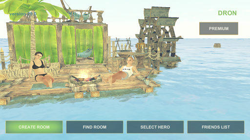 Ocean Survival Multiplayer – Simulator v62.0 screenshots 9