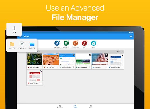 OfficeSuite – Word docs Excel sheets PDF amp more v11.4.35802 screenshots 10