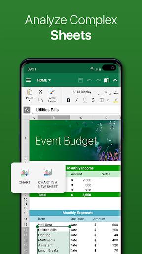OfficeSuite – Word docs Excel sheets PDF amp more v11.4.35802 screenshots 2