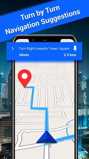 Offline Maps GPS Navigation amp Driving Directions v3.5 screenshots 10