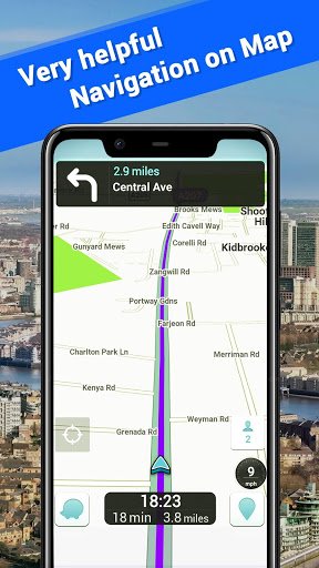 Offline Maps GPS Navigation amp Driving Directions v3.5 screenshots 17