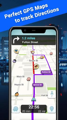 Offline Maps GPS Navigation amp Driving Directions v3.5 screenshots 2