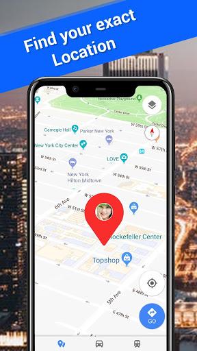 Offline Maps GPS Navigation amp Driving Directions v3.5 screenshots 4