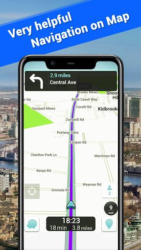 Offline Maps GPS Navigation amp Driving Directions v3.5 screenshots 9