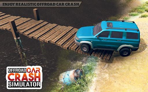 Offroad Car Crash Simulator Beam Drive v1.1 screenshots 4