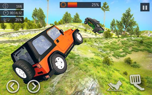 Offroad Car Crash Simulator Beam Drive v1.1 screenshots 5