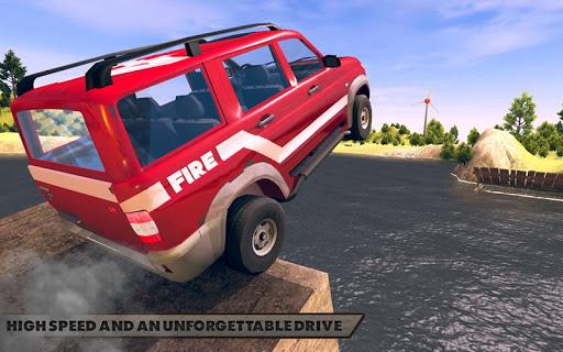 Offroad Car Crash Simulator Beam Drive v1.1 screenshots 6