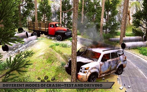 Offroad Car Crash Simulator Beam Drive v1.1 screenshots 9