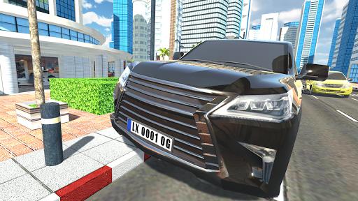 Offroad Car LX v1.3 screenshots 1