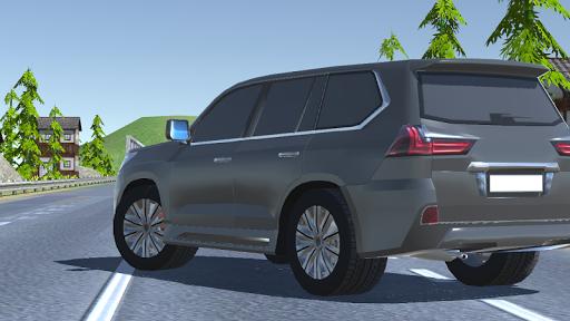 Offroad Car LX v1.3 screenshots 10