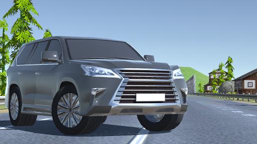 Offroad Car LX v1.3 screenshots 2