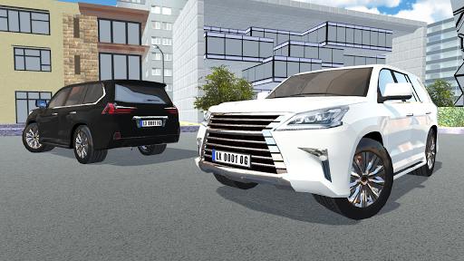 Offroad Car LX v1.3 screenshots 5