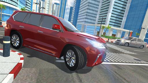 Offroad Car LX v1.3 screenshots 7