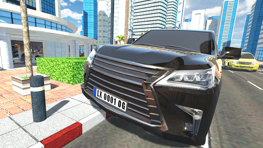 Offroad Car LX v1.3 screenshots 8