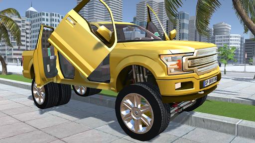 Offroad Pickup Truck Simulator v1.10 screenshots 1