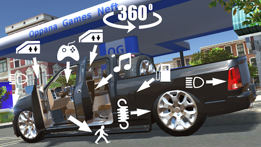 Offroad Pickup Truck Simulator v1.10 screenshots 11