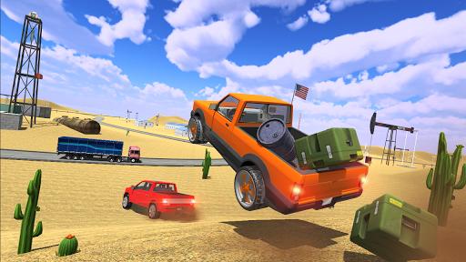 Offroad Pickup Truck Simulator v1.10 screenshots 2