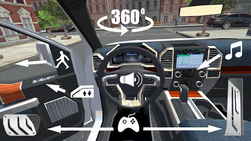 Offroad Pickup Truck Simulator v1.10 screenshots 4