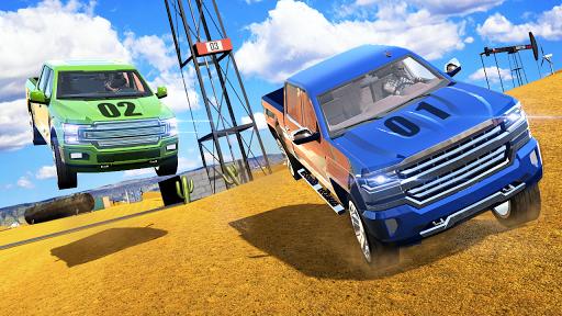 Offroad Pickup Truck Simulator v1.10 screenshots 5