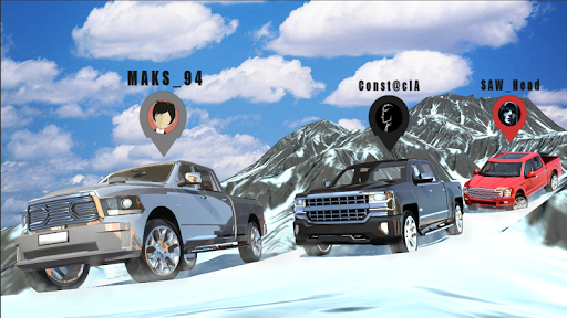 Offroad Pickup Truck Simulator v1.10 screenshots 6