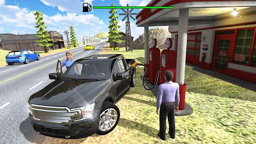 Offroad Pickup Truck Simulator v1.10 screenshots 7
