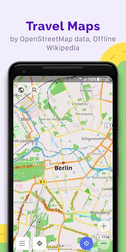 OsmAnd Offline Maps Travel amp Navigation v3.9.10 screenshots 1