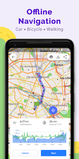 OsmAnd Offline Maps Travel amp Navigation v3.9.10 screenshots 2