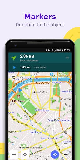 OsmAnd Offline Maps Travel amp Navigation v3.9.10 screenshots 4