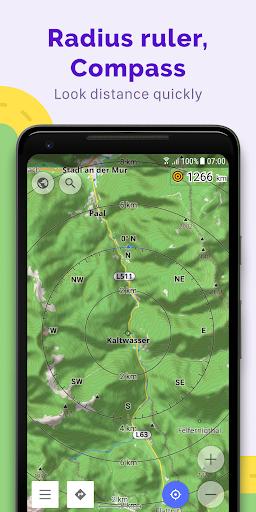 OsmAnd Offline Maps Travel amp Navigation v3.9.10 screenshots 5