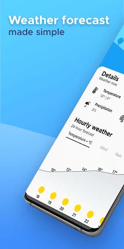 Overdrop – Weather Widget amp Weather Radar v1.6.3.2 screenshots 1