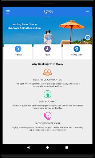 Oway Travel v5.0.0 screenshots 5