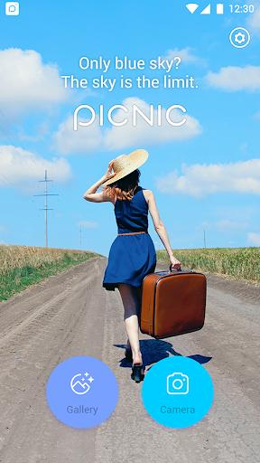 PICNIC – photo filter for dark sky travel apps v3.1.1.2 screenshots 1