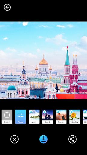 PICNIC – photo filter for dark sky travel apps v3.1.1.2 screenshots 5