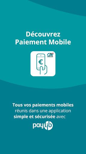 Paiement mobile CA v7.0.10 screenshots 1