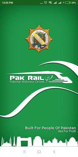 Pak Rail Live – Tracking app of Pakistan Railways v1.3.2 screenshots 1