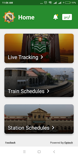 Pak Rail Live – Tracking app of Pakistan Railways v1.3.2 screenshots 2