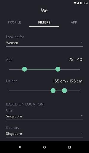Paktor – Swipe Match amp live Chat v3.8.8 screenshots 11