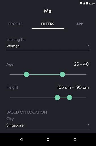 Paktor – Swipe Match amp live Chat v3.8.8 screenshots 7