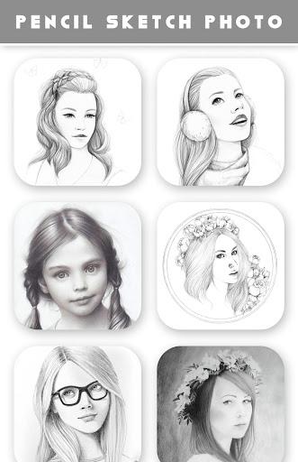 Pencil Sketch Photo Maker v1.4 screenshots 1