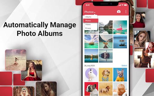 Photo Gallery amp Album v2.1.8 screenshots 2