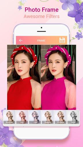 Photo frame Photo collage v1.3.5 screenshots 14