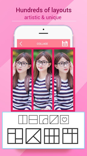 Photo frame Photo collage v1.3.5 screenshots 15