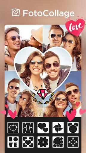 Pic Collage Maker Photo Editor – FotoCollage v5.6.5 screenshots 1