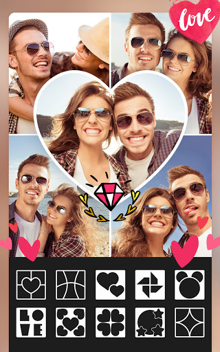 Pic Collage Maker Photo Editor – FotoCollage v5.6.5 screenshots 5