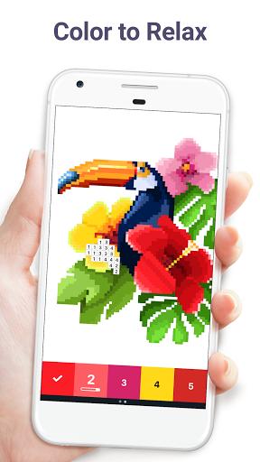 Pixel Art Color by Number v6.5.0 screenshots 1