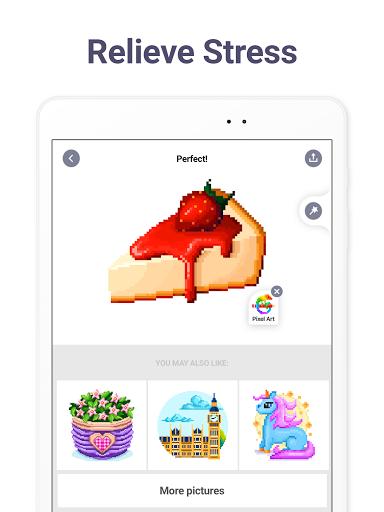 Pixel Art Color by Number v6.5.0 screenshots 14