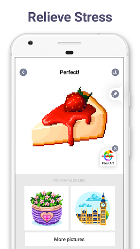 Pixel Art Color by Number v6.5.0 screenshots 6