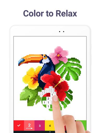 Pixel Art Color by Number v6.5.0 screenshots 7